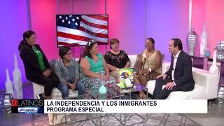 Programa especial del Día de la Independencia parte 2