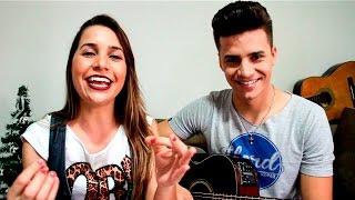 Flor E O Beija-Flor - Henrique & Juliano part. Marília Mendonça (Cover por Mariana & Mateus)