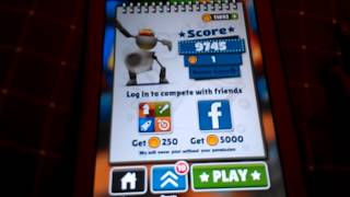 How to get double coins on subway surfers