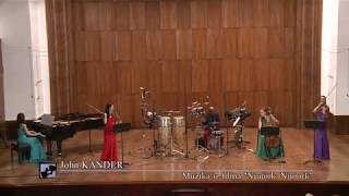 Quartet Cinderella-New York, New York, LIVE