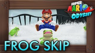 What Happens When You Skip The First Frog in Super Mario Odyssey?