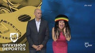 A ritmo de reggae, conociendo más de Jamaica con Casinelli y Kasanzew