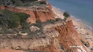 Praia da Falesia Albufeira (HD)