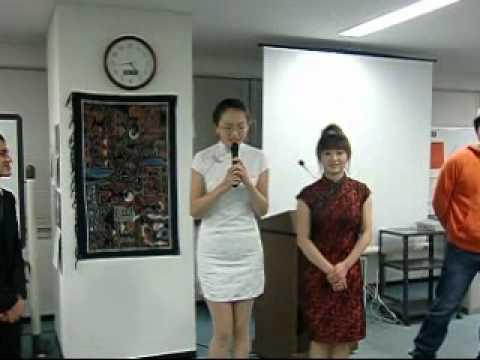 留学生企画異文化交流サロン(日本の好きなところ、苦手なところ)