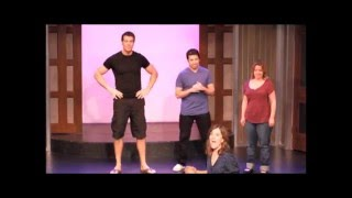 Michael Montero live improv at The Groundlings