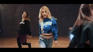 Wengie 'Lace Up' (Dance Practice Music Video)
