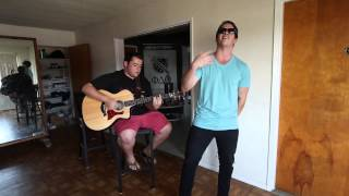 Sexy And I Know It - LMFAO (Brandon Pierce & Ryan Smith Live Acoustic Cover)