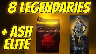 OPENING 50 OUTBREAK PACKS!!! | Operation Chimera