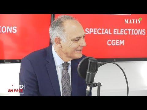 Mezouar : Nous sommes très confiants et croyons en la mobilisation des entreprises autour de notre binôme