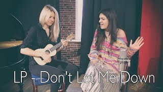 LP (The Chainsmokers) - Don't Let Me Down (cover ukulele)