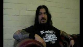 Machine Head - Robb Flynn on Supercharger