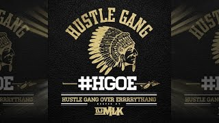 Hustle Gang - Land Of The Lost ft. London Jae & Trae Tha Truth (Hustle Gang Over Errrrythang)