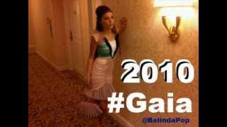 Gaia  (Carpe Diem) Belinda 2010 x Spiritual (Prism) Katy Perry (2013)