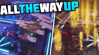 Trading From A Stack Of Planks To A 130 BAZOOKA! - All The WAY UP! [2] Fortnite Save The World