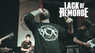 Lack of Remorse - Back in Time LIVE / EN VIVO