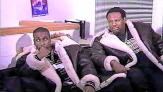 Rob Base & DJ E.Z. Rock Interview 1990 Slammin' Rap Video Magazine