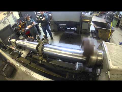 Crank Shaft Time Lapse