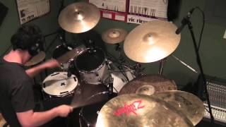"Wyant - Elijah Kelley from ""Hairspray"" - Run and Tell That (Drum Cover)"