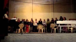 Coro Santa Teresa Nada te turbe