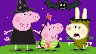 Peppa Pig Official Channel   Trick or Treat? Peppa Pig's Halloween Special