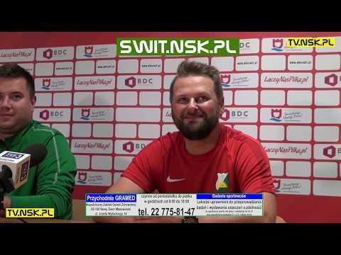 Bialo Zieloni.pl kibice Świtu Nowy Dwór Mazowiecki News