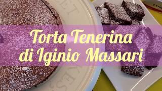 Torta tenerina di Iginio Massari (ricetta)
