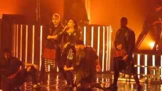 Fire Starter LIVE - Demi Lovato - Bell Center | October 19th, 2014