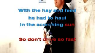 Bobby Wills - Show Some Respect - Lyrics and Guitar Chords - Karaoke style