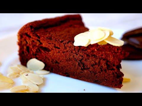 Супер ПРОСТОЙ Шоколадный Торт БЕЗ МУКИ | Всего 2 ИНГРЕДИЕНТА