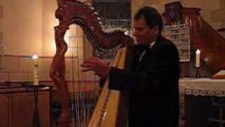 """Rito Pedersen - Harfenvirtuose  aus Paraguay   """" Moliende Café """""""