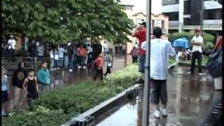 Espina Dorsal - Desde el principio LIVE in Plaza Central Tegucigalpa