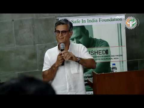 Findings of CRUSHED2019 presented by Safe in India at launch at IIM Ahmedabad