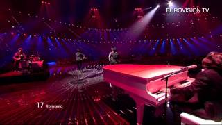 Hotel FM - Change (Romania) - Live - 2011 Eurovision Song Contest Final