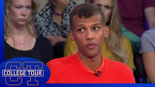 Stromae about his Rwandese father