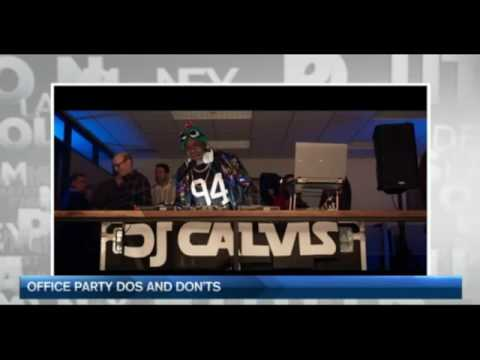 Office Party Dos and Don'ts