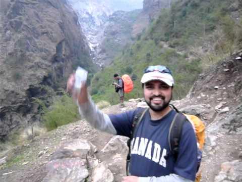 Annapurna Circuit Trek, Day 1