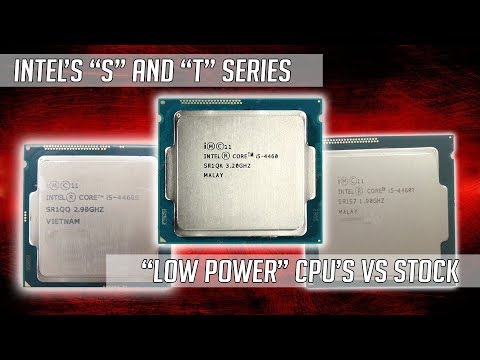 "How Do Intel's ""Low Power"" Processors Compare?"