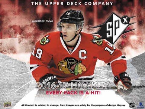 2016 17 SPX Hockey