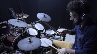 Snarky Puppy - What About Me? (Drum Cover) - Jimmy Riveros