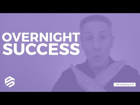 Overnight Success in Domain Name Investing