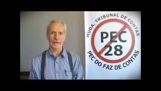 Diga não à PEC 28