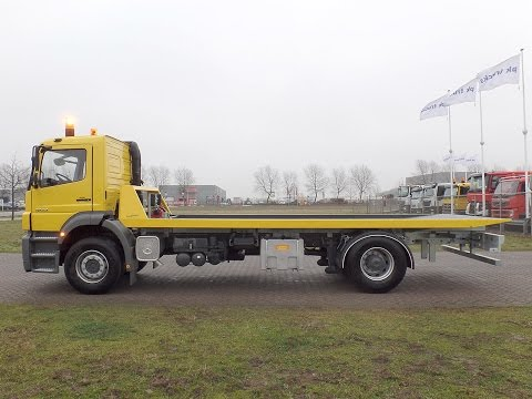 me3877 Mercedes Axor 1823-L 4x2 auto ambulance - NEW