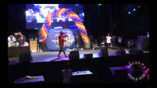 Domo Genesis - Benediction LIVE at Paid Dues 2012