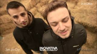 Slatkaristika live in Sofia Live Club 21.03.2014