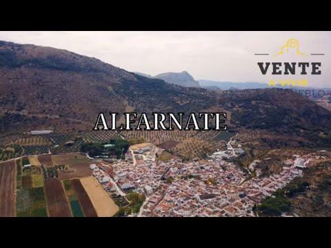 Video presentación Alfarnate