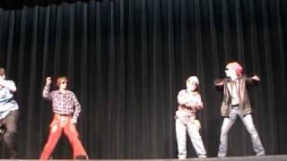 The Best YMCA Dance