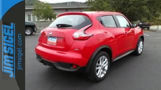 2015 Nissan Juke Grants Pass, OR #NT15050
