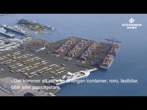 En ny hamnterminal i Arendal