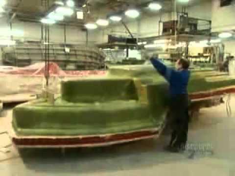 Polyester Tekne Yapımı imalatı. fiber tekne yapımı