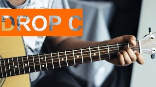How To Play : Bring Me The Horizon / Avalanche [ACOUSTIC GUITAR LESSON + TAB] width=